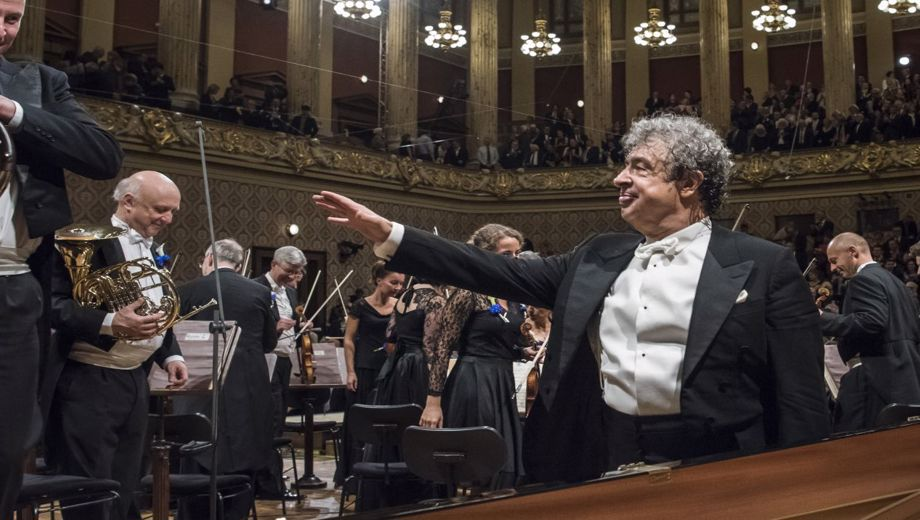 Photo illustrating the event Czech Philharmonic<br>Opening Concert of 124th season